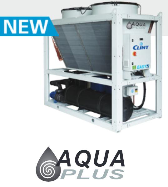 Clint Aquaplus CHA/K/E 252-P÷684-P