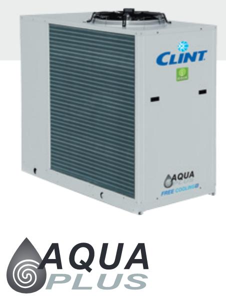 Clint Aquaplus CHA/K/FC 91÷151
