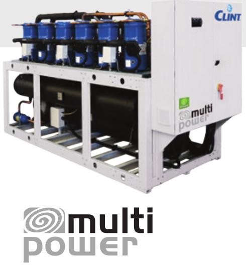 Clint Multi Power CWW/K 726-P÷36012-P