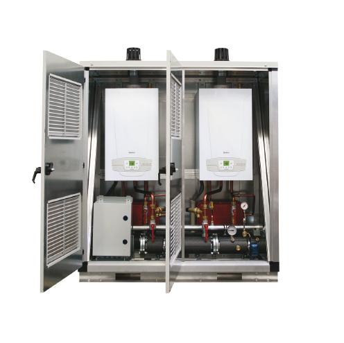 Baxi Generatori modulari a condensazione (GMC+) per Luna Duo-tec MP+
