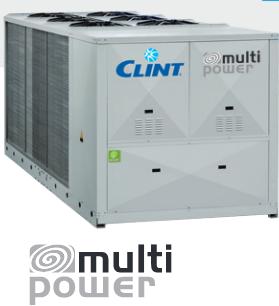 Clint Multi Power CHA/A/WP 726-P÷36012-P