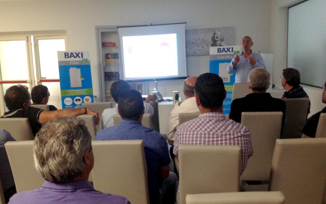 Incontro Tecnico Commerciale Baxi – DAVOLI CZ